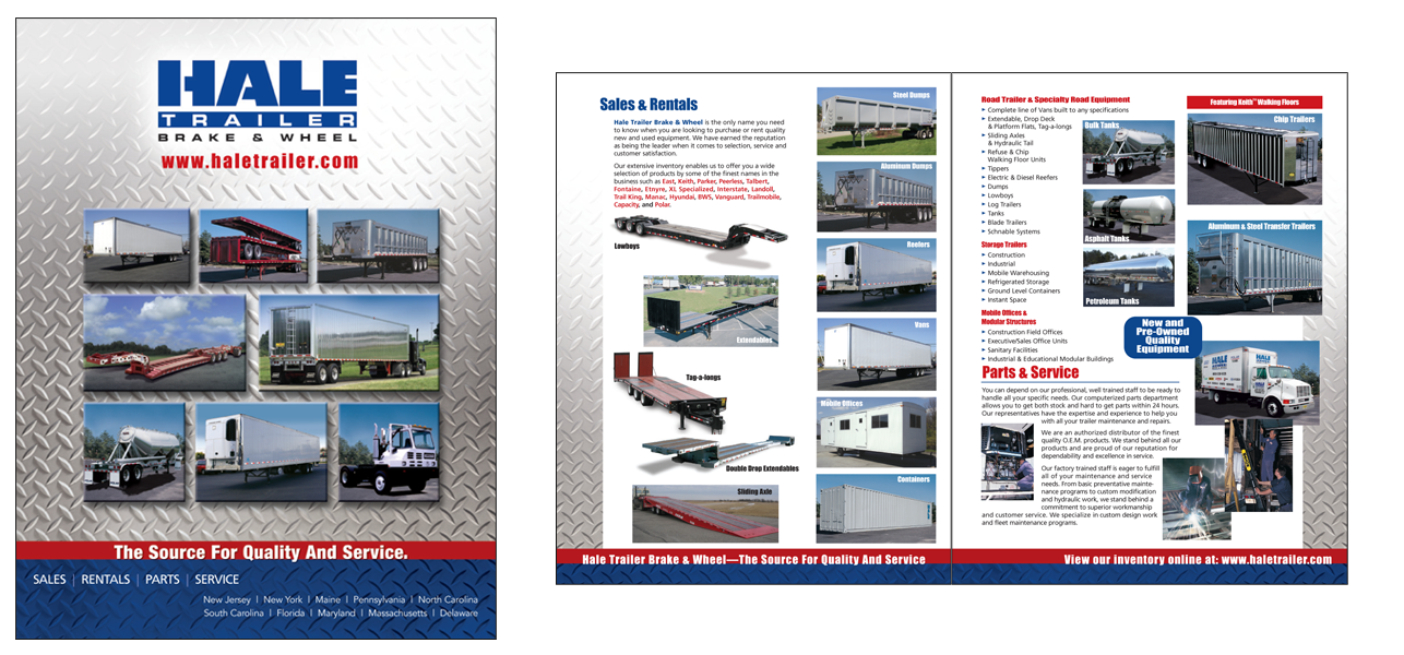 CIAVO Design – Hale Trailer Brochure